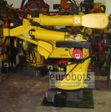 Fanuc- robots S-420iF S420iF