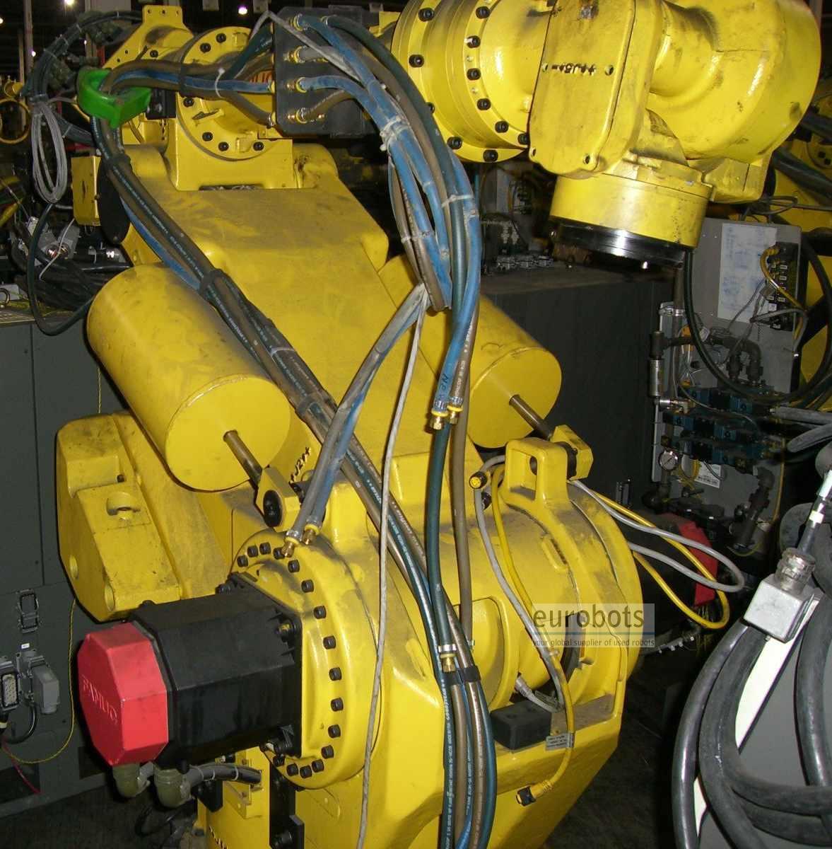 Fanuc- robots S-900H S900H