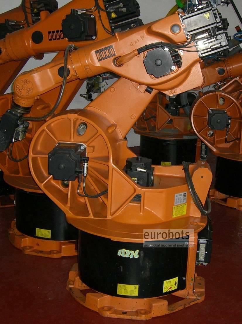 KUKA- robots KR30-2 KR45-2 KR60-2