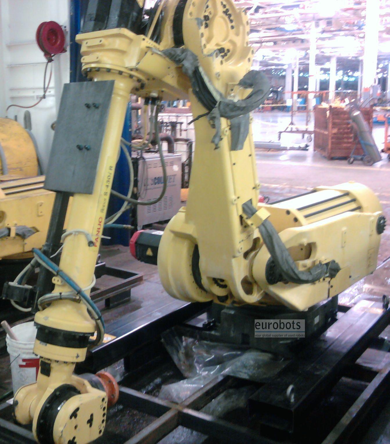 Fanuc- robots S-430iR
