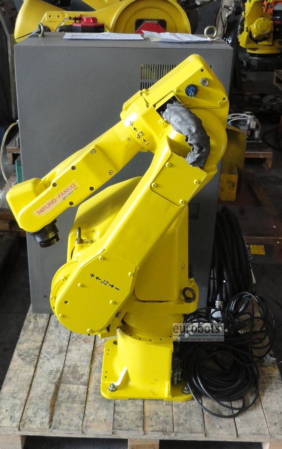 Fanuc- robots Arcmate 100i