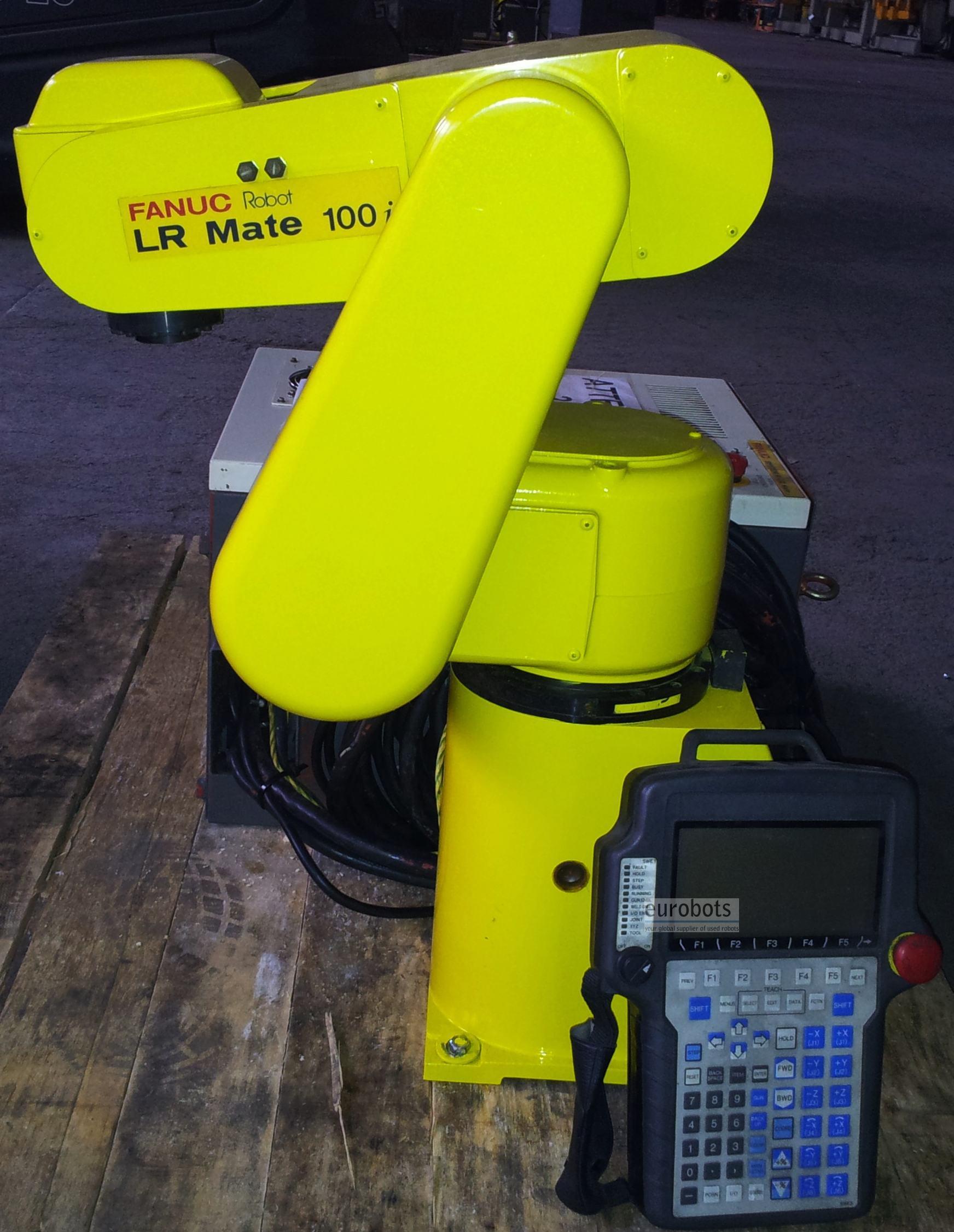 Fanuc- robots LRMate 100i