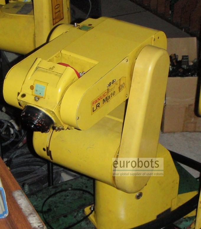Fanuc- robots LRMate 100iB