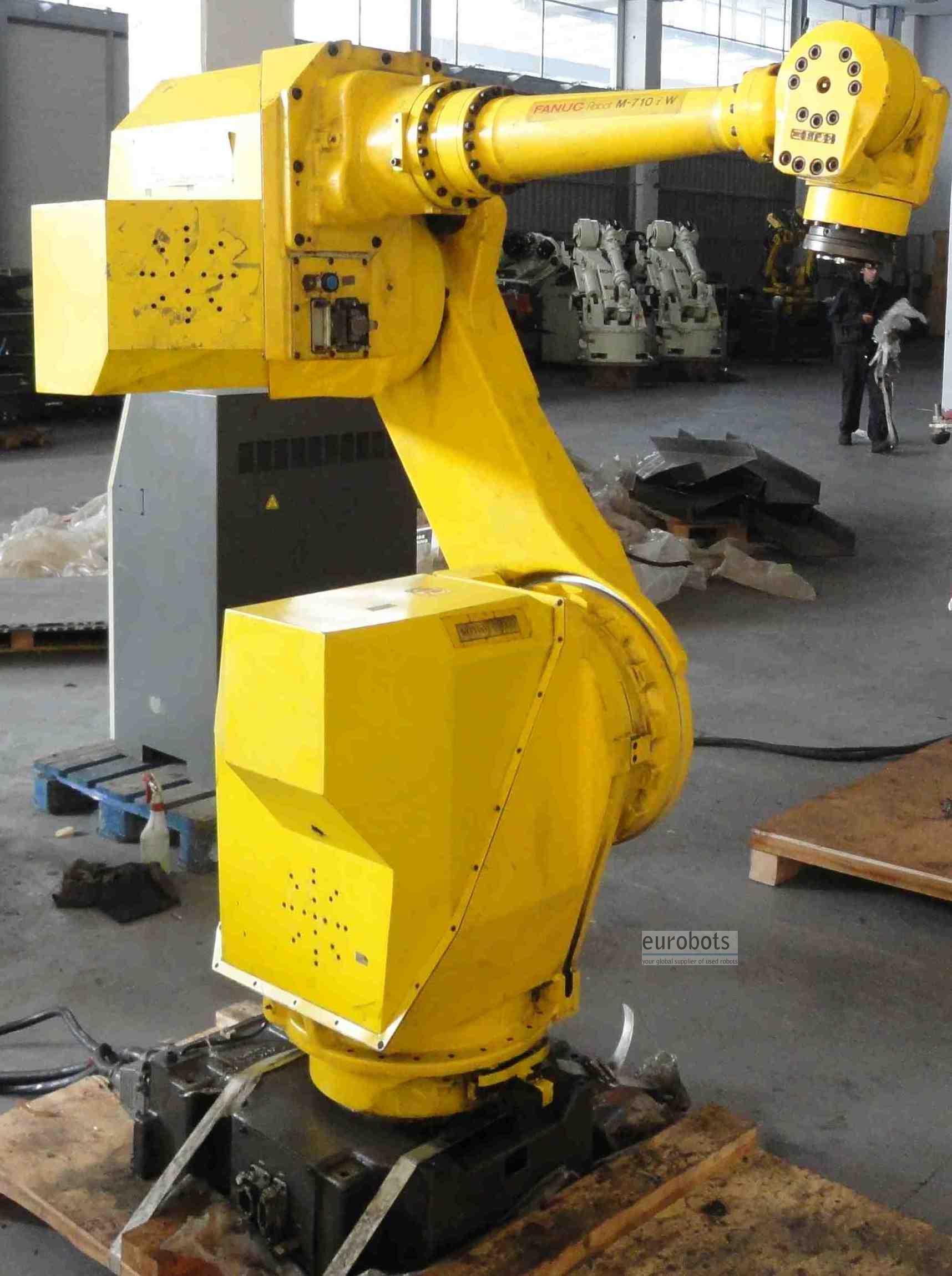 Fanuc- robots FANUC M710iW