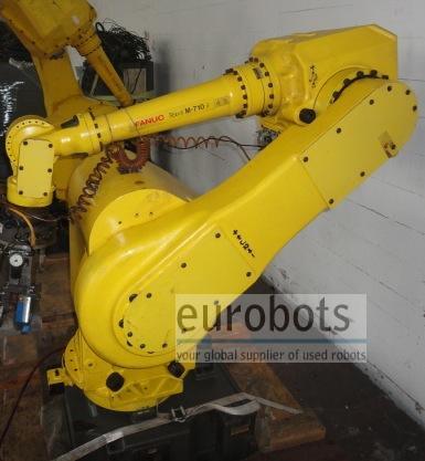 Fanuc- robots M-710i