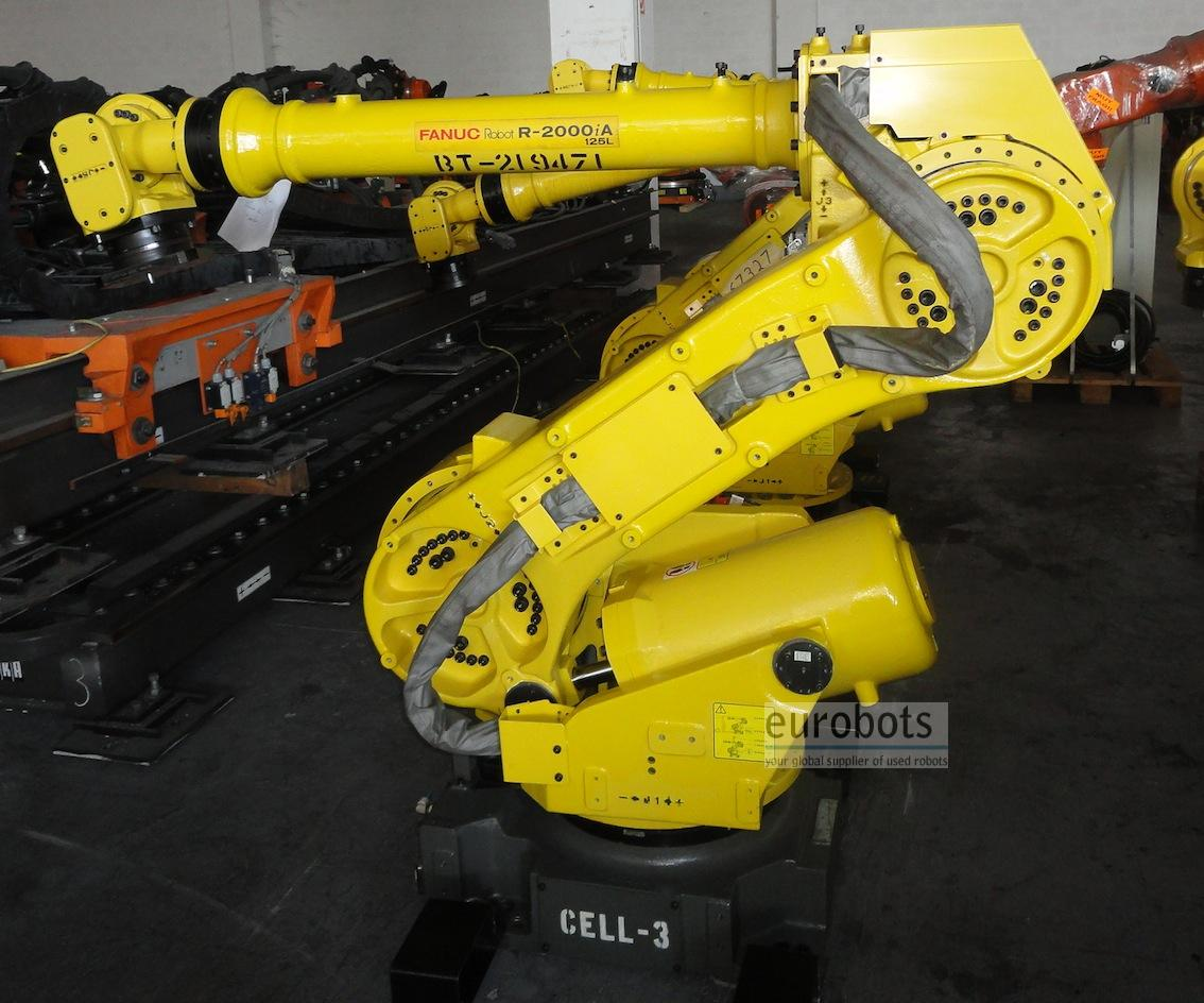 Fanuc- robots R2000iA-125L
