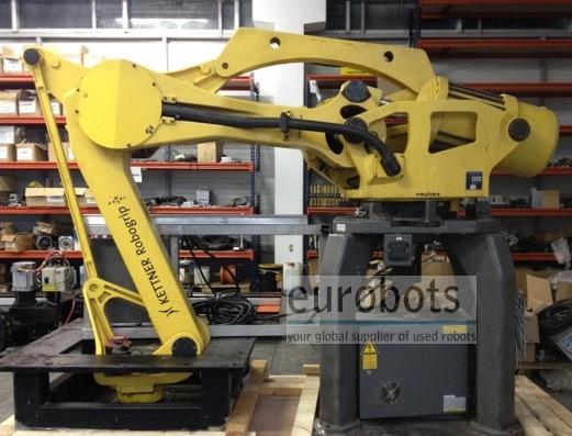 Fanuc- robots M-410iB-450 palletising