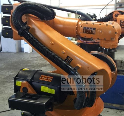 KUKA- robots KR100-2 Comp