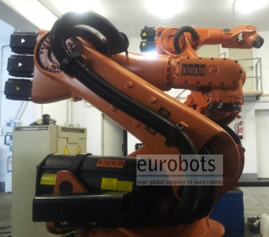 KUKA- robots KR140-2 Comp