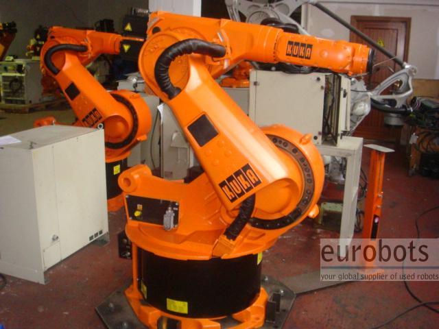 KUKA- robots KR30 KR45 KR60