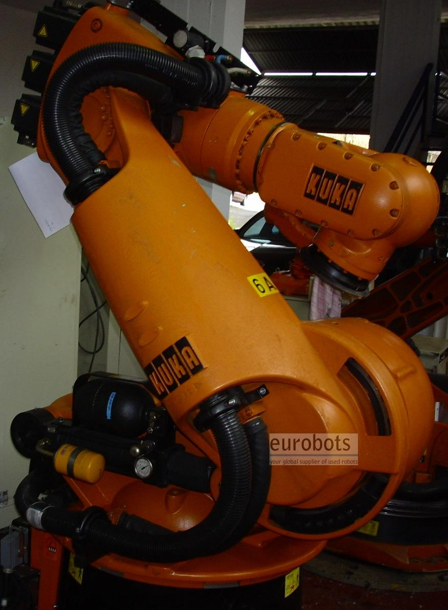 KUKA- robots KR360