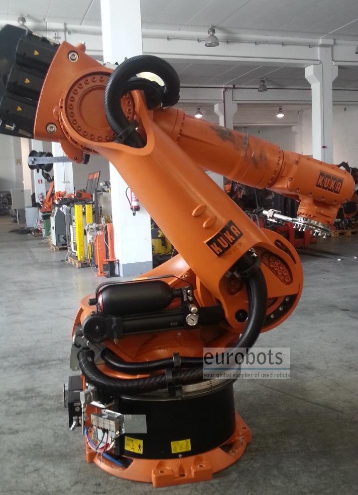 KUKA- robots KR 360