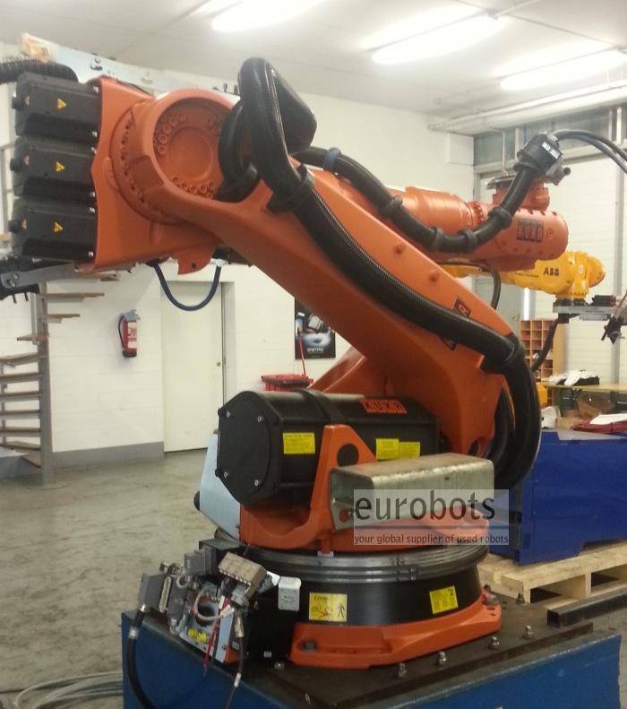 KUKA- robots KR 270-2