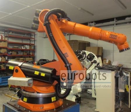 KUKA- robots KR 210-2K