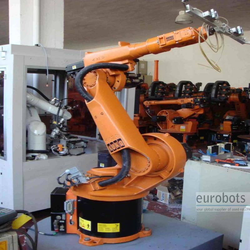 KUKA- robots KR6/2