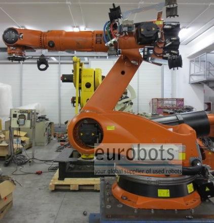 KUKA- robots KR 180-2K