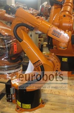 KUKA- robots KR 15/2