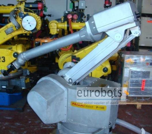 Fanuc- robots P-145 paint