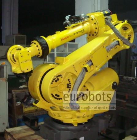 Fanuc- robots R2000iA-200F