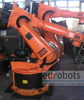 KUKA- robots IR 360/125/150/200