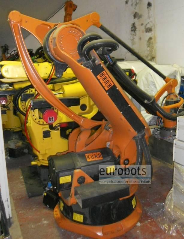 KUKA- robots KR 180 PA KR180PA