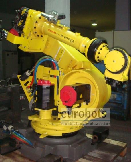 Fanuc- robots R-2000iA 165F