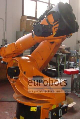 KUKA- robots KR350