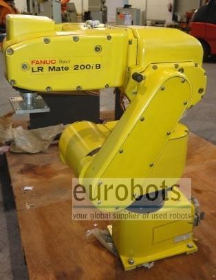 Fanuc- robots LRmate 200iB