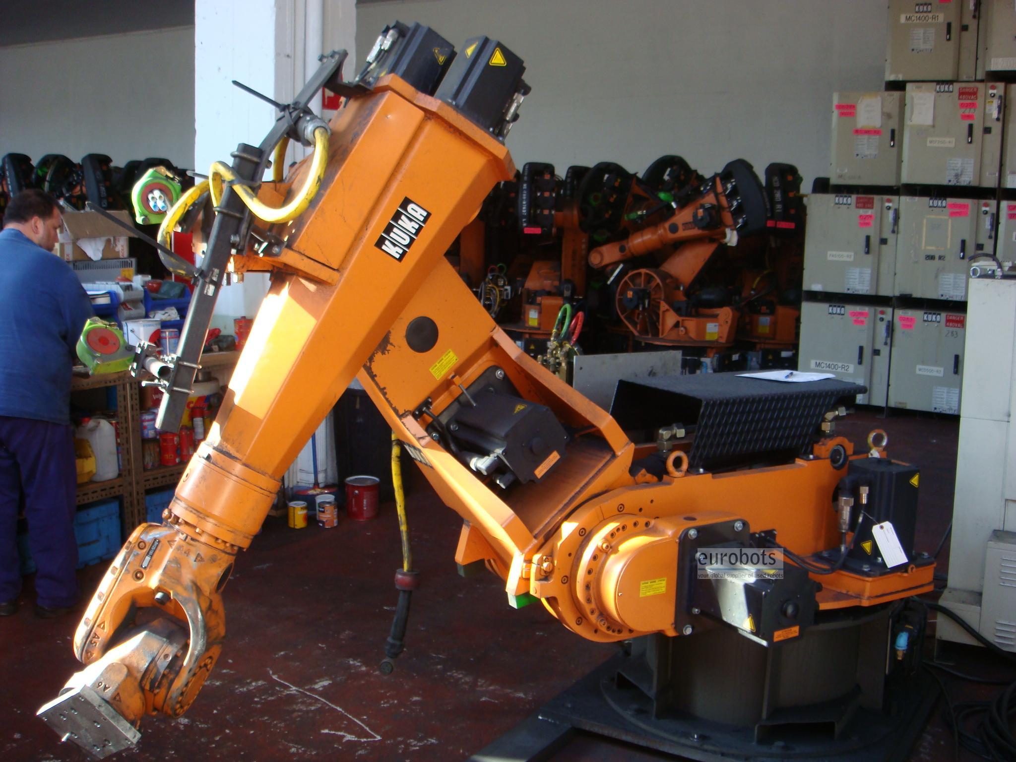 KUKA- robots KR150K