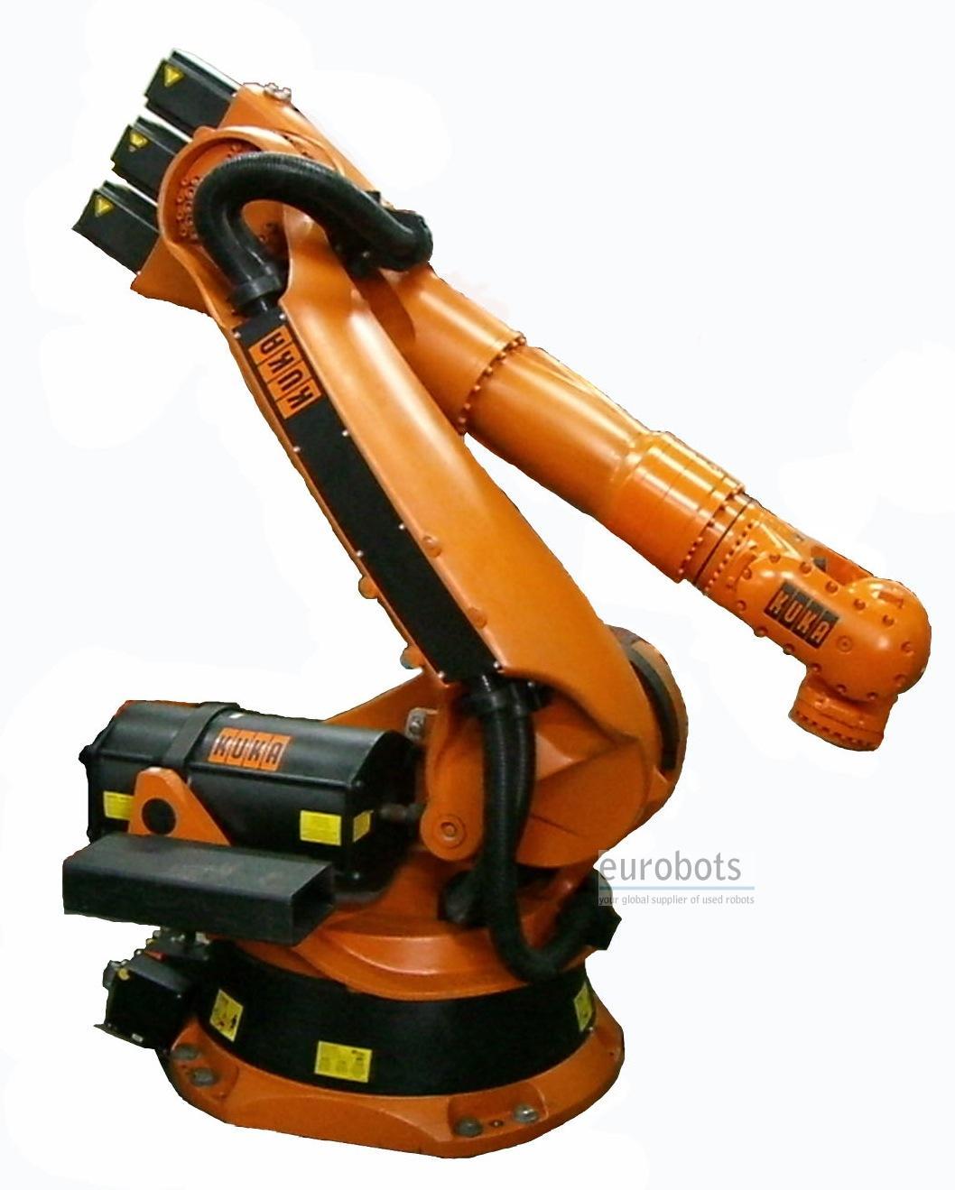 KUKA- robots KR150 180 210 series 2000