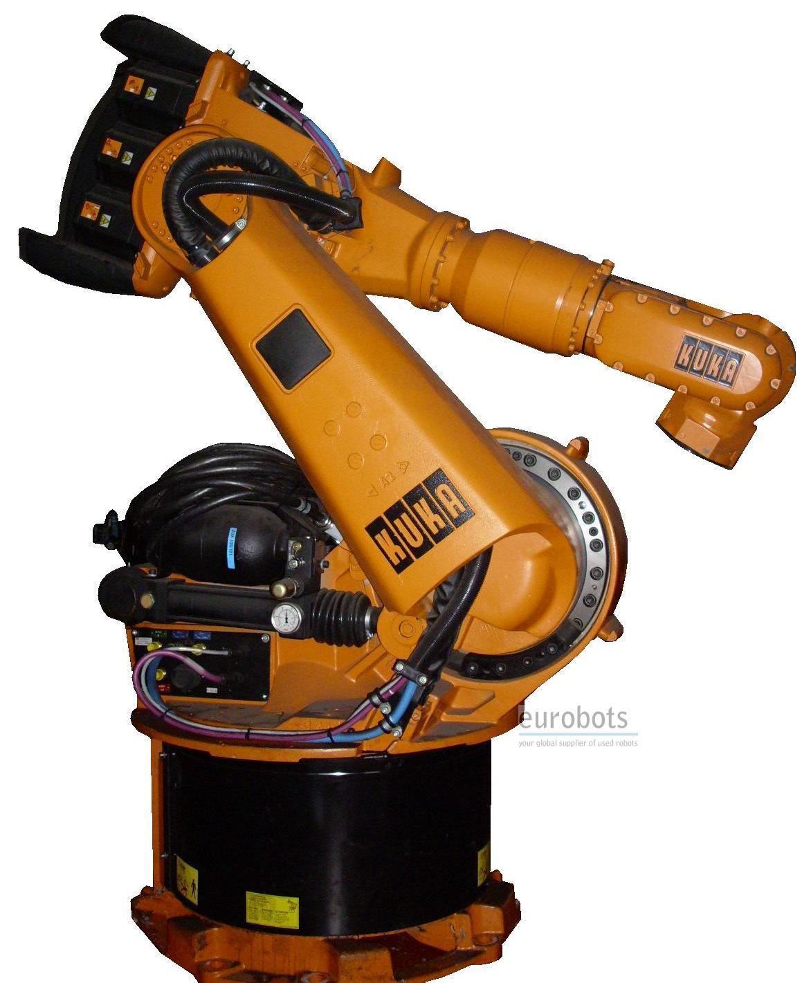 KUKA- robots KR125 KR150 KR200