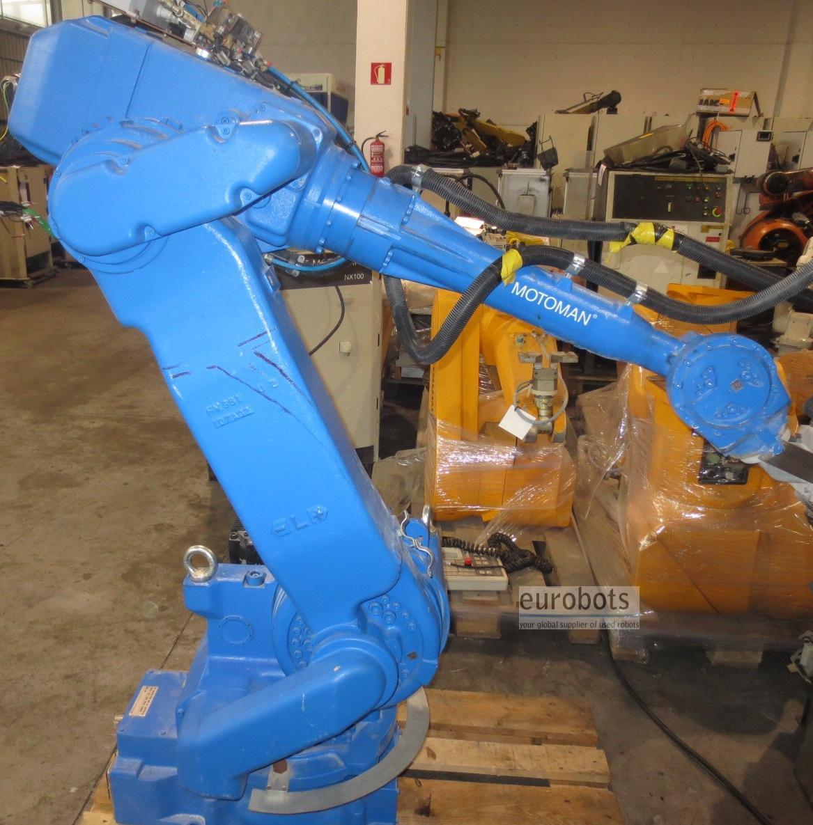 Motoman- robots UP50N