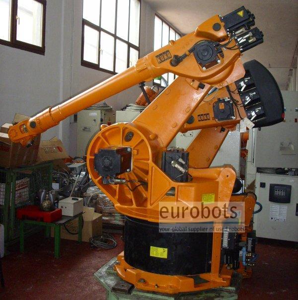 KUKA- robots KR30L15/2