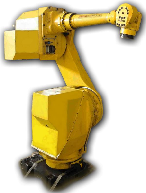 Fanuc- robots M-710i RJ3