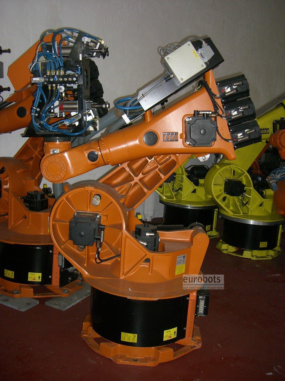 KUKA- robots KR 125/3 150/3 200/3