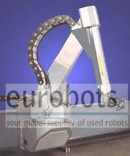 Fanuc- robots P-200E paint