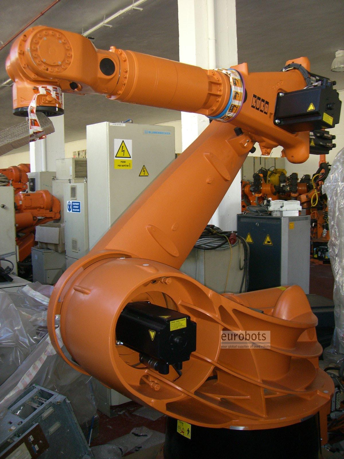 KUKA- robots KR 100-P / KR100P