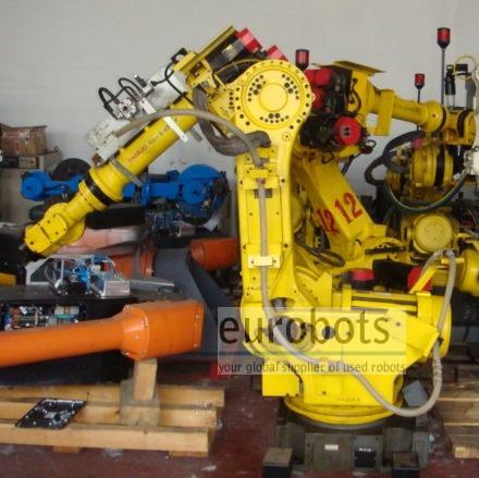 Fanuc- robots S-430iF