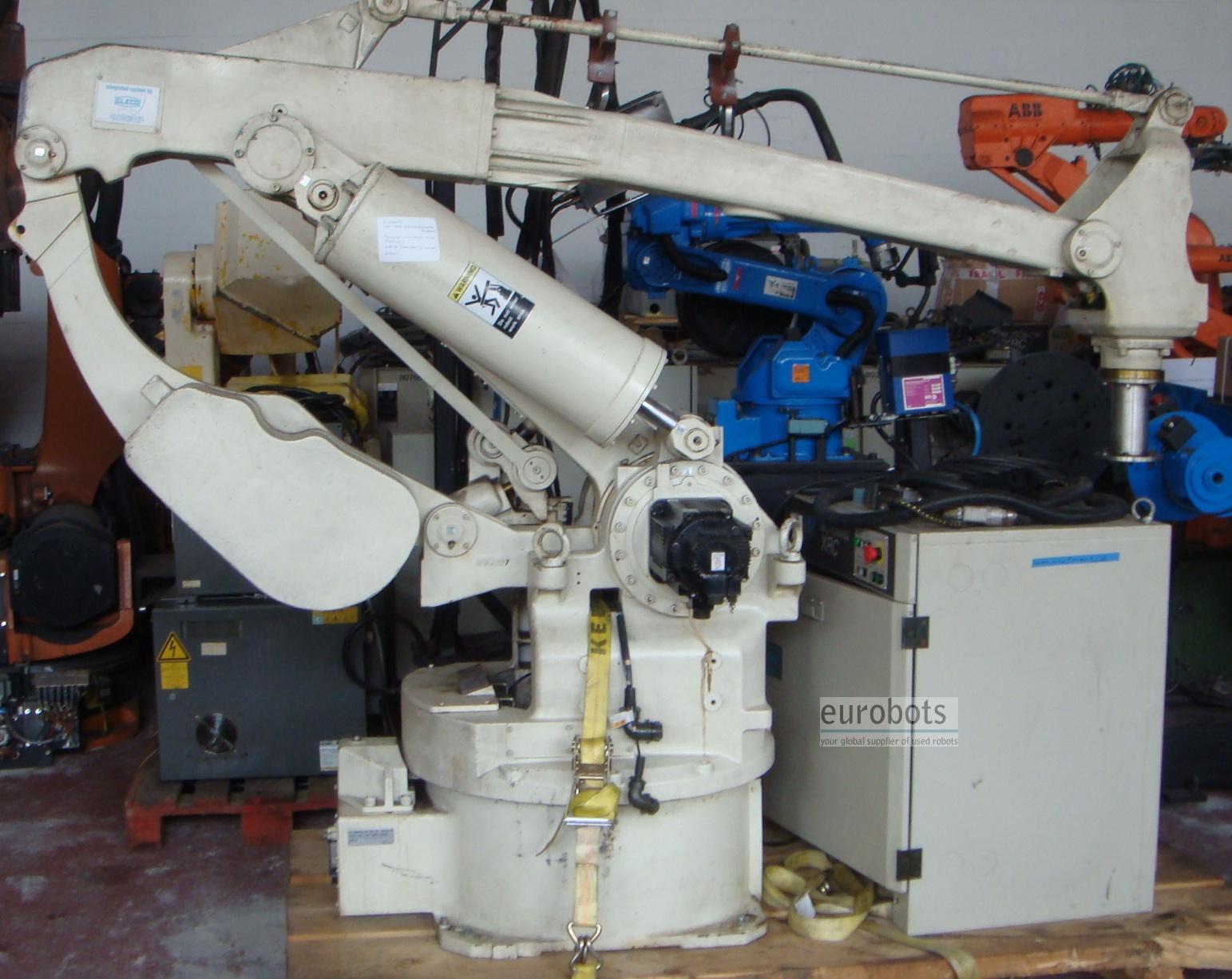 Motoman- robots SPX100-250 Palletiser