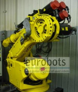 Fanuc- robots S-430iL