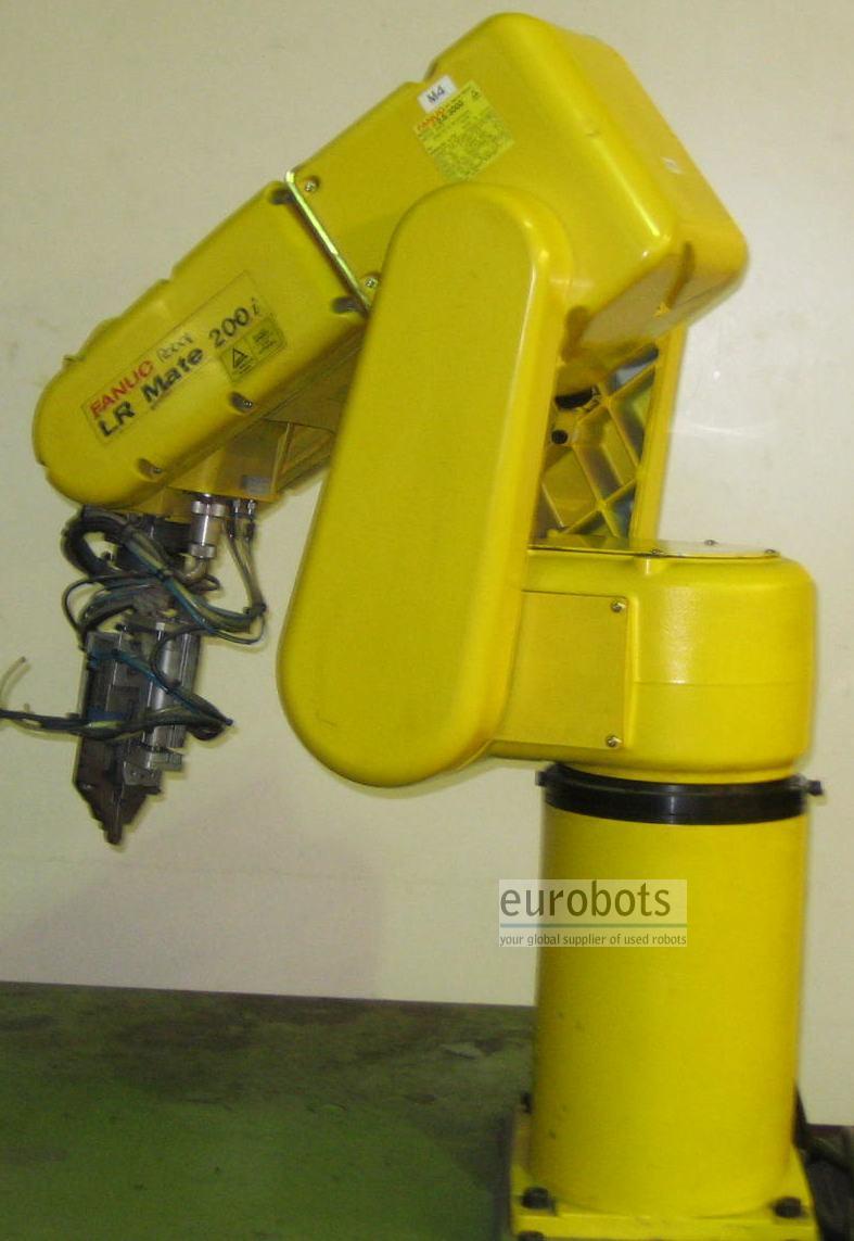 Fanuc- robots LRMate 200i