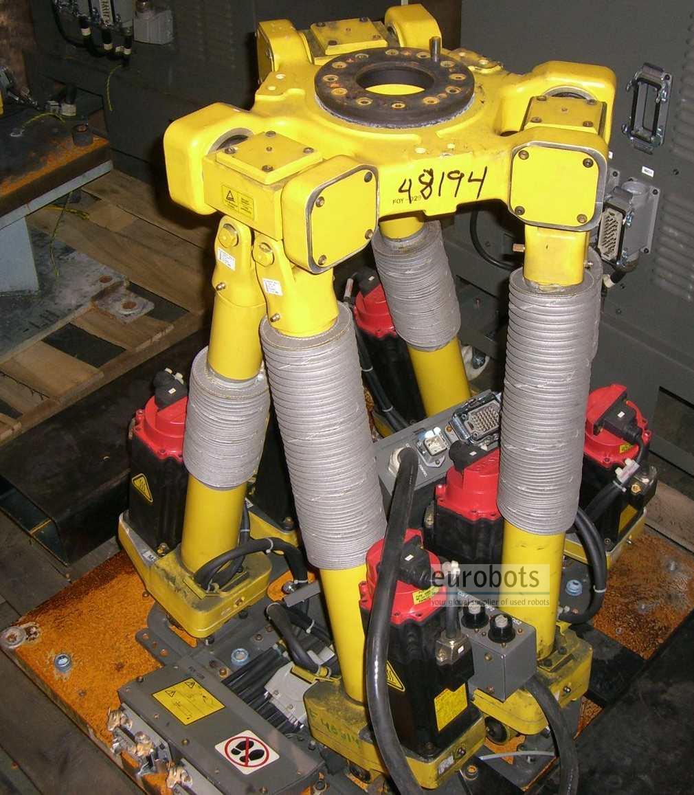 Fanuc- robots F-200iB