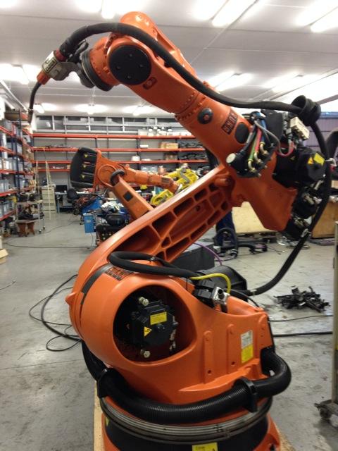 Robot Usati Saldatura ad Arco MIGMAG - utilizzati robot industriali