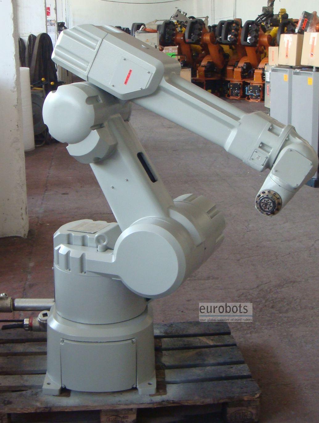 Motoman- robots PX1850 paint