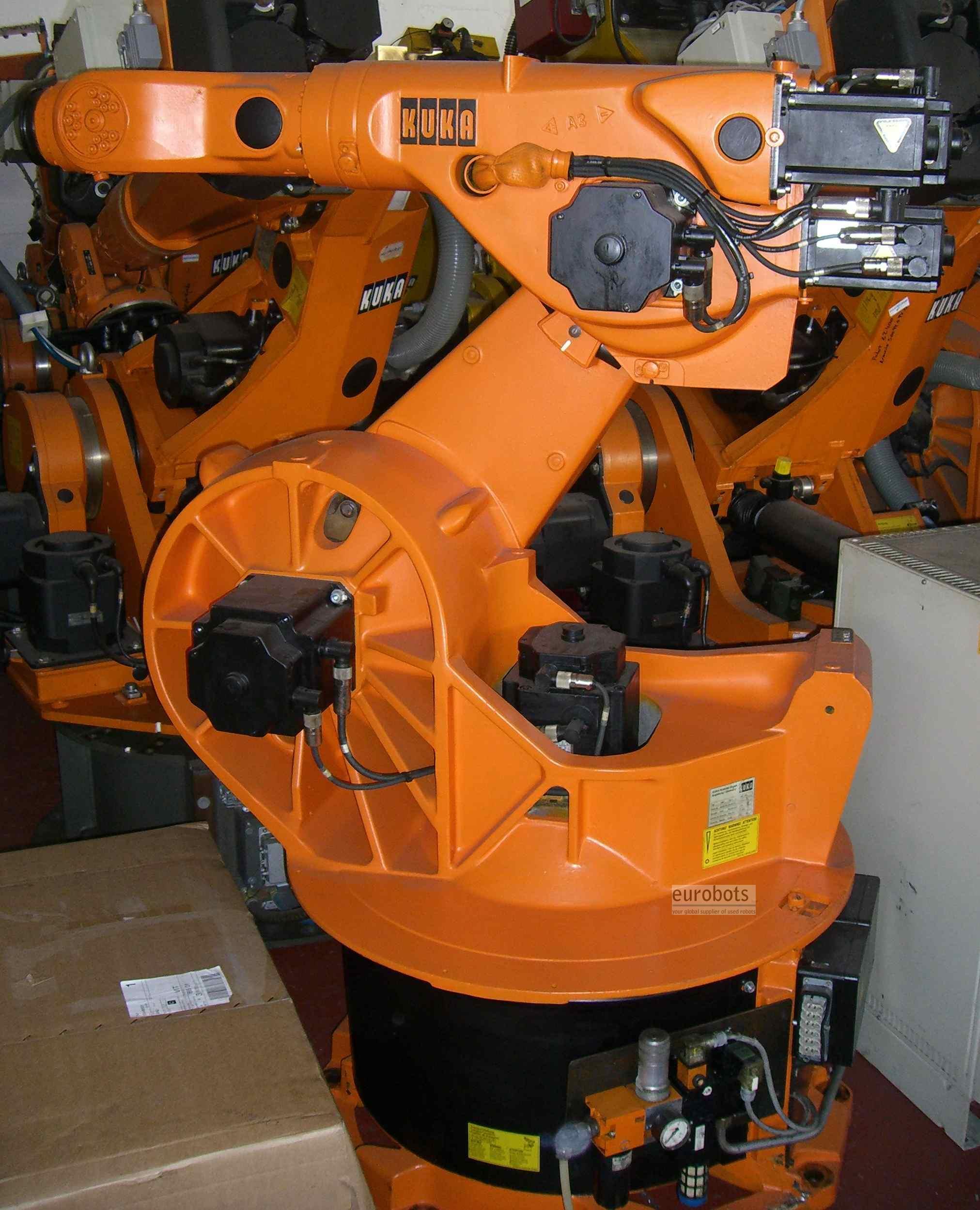 KUKA- robots VKR30-2
