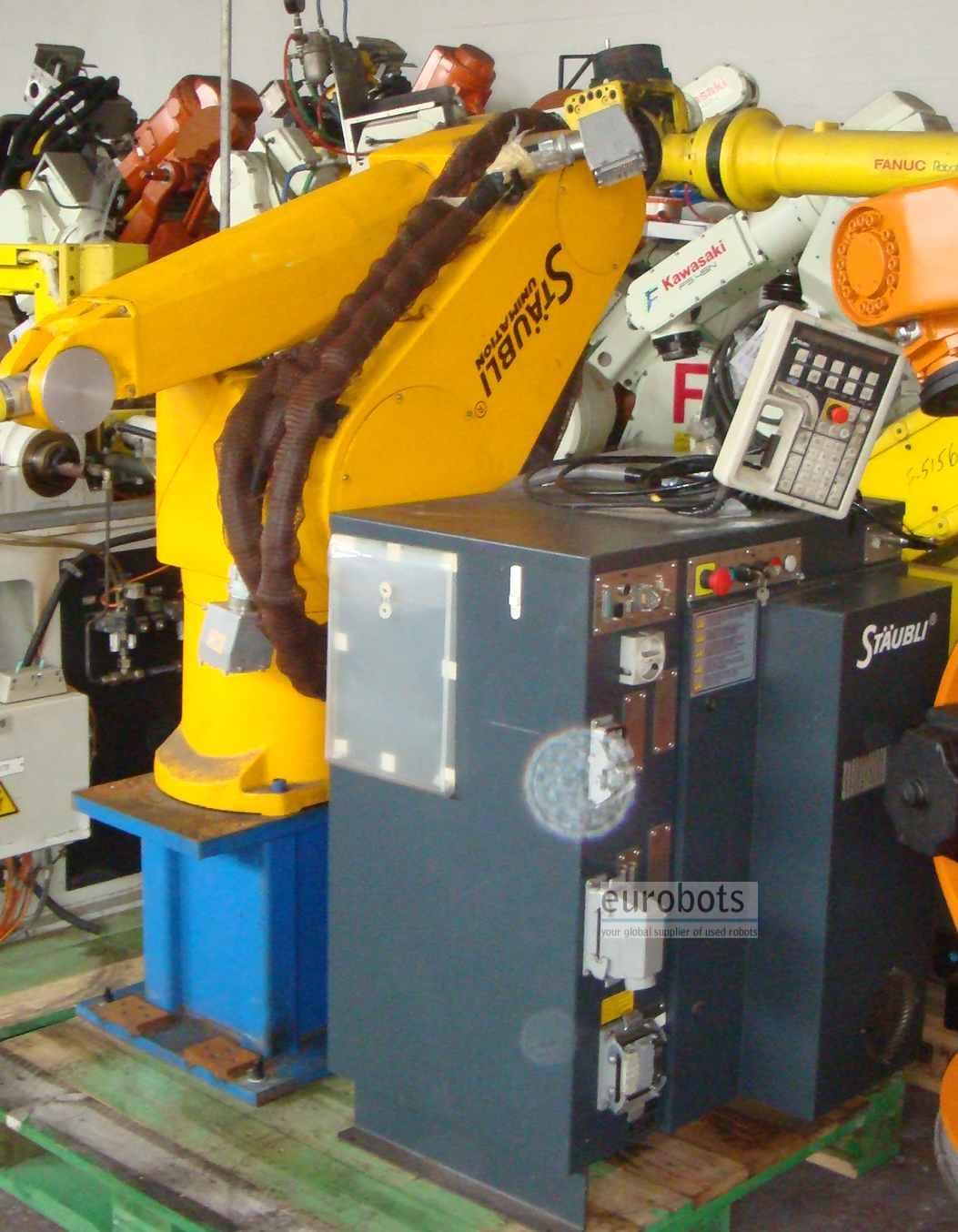 Staubli RX130 - control CS7B